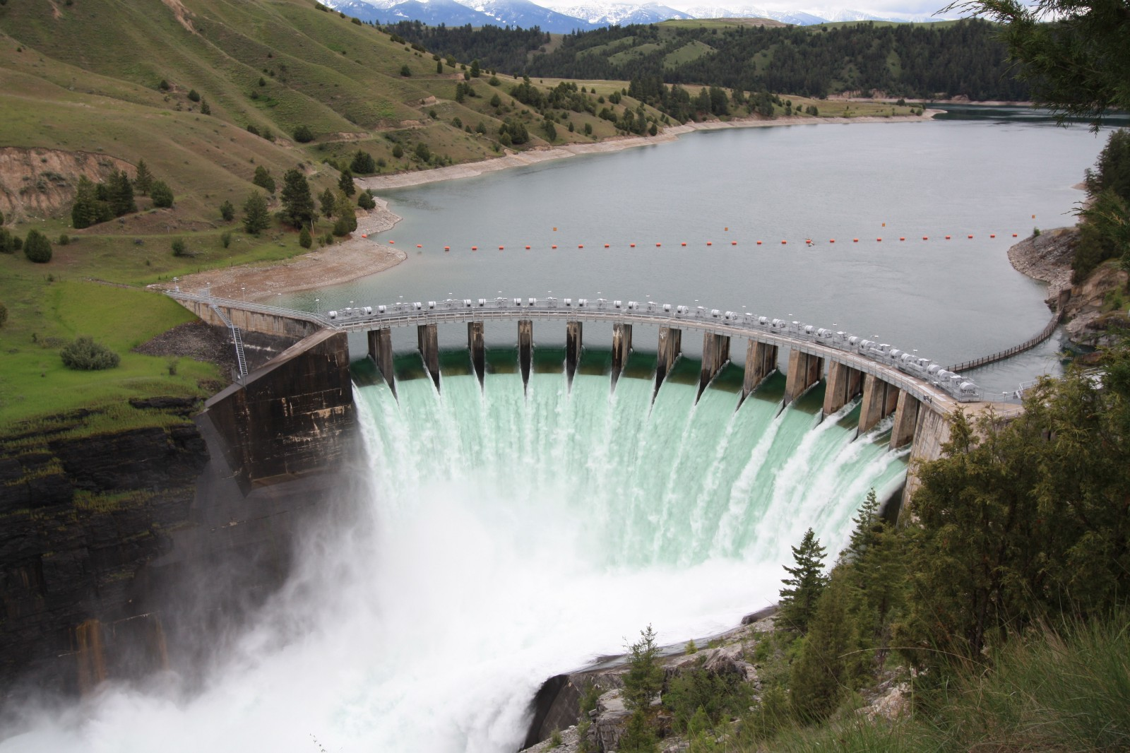 Analysis Dams Cause Climate Change Dams And