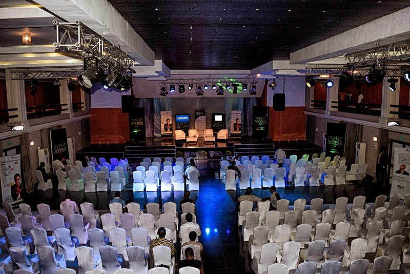 The Dome is a beautiful and modern venue great for Weddings, Concerts and more