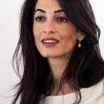 Amal Clooney's most preferred haircut 8