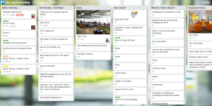 High five trello board