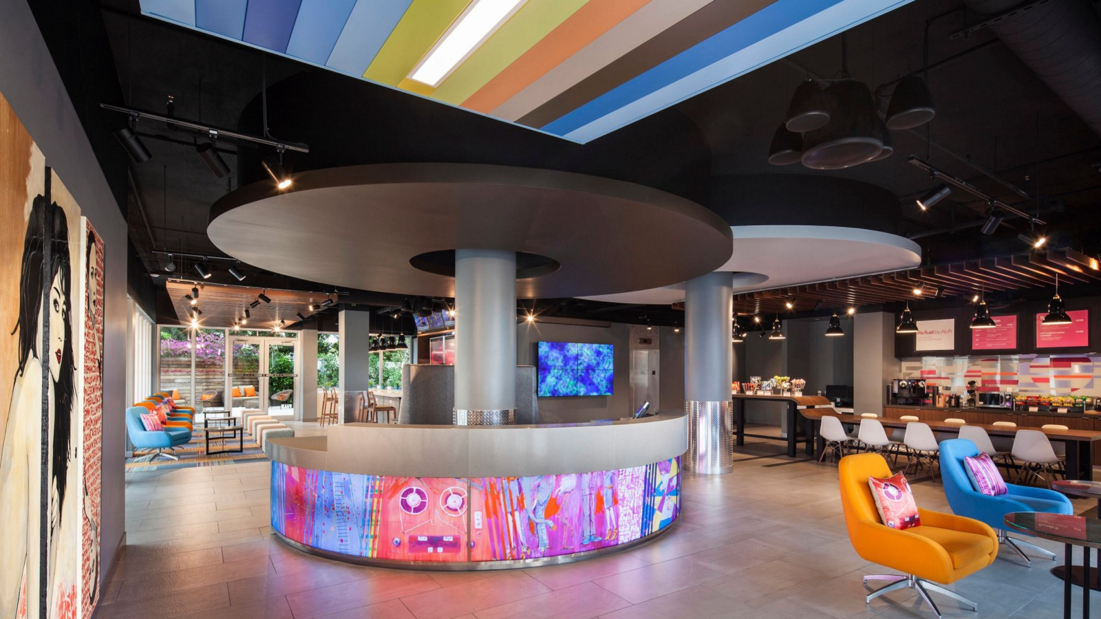 Home Away From Home is the Hottest Hotel Design   Fohlio   Aloft Miami Dadeland