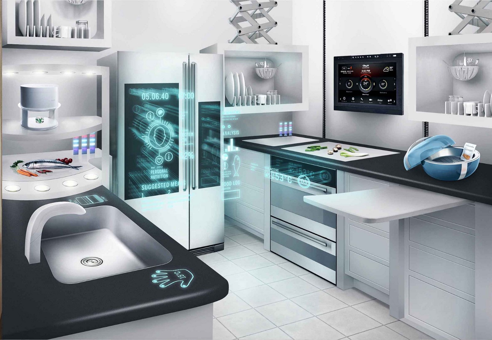 Internet of Things (IoT) in the Kitchen – Breadware – Medium