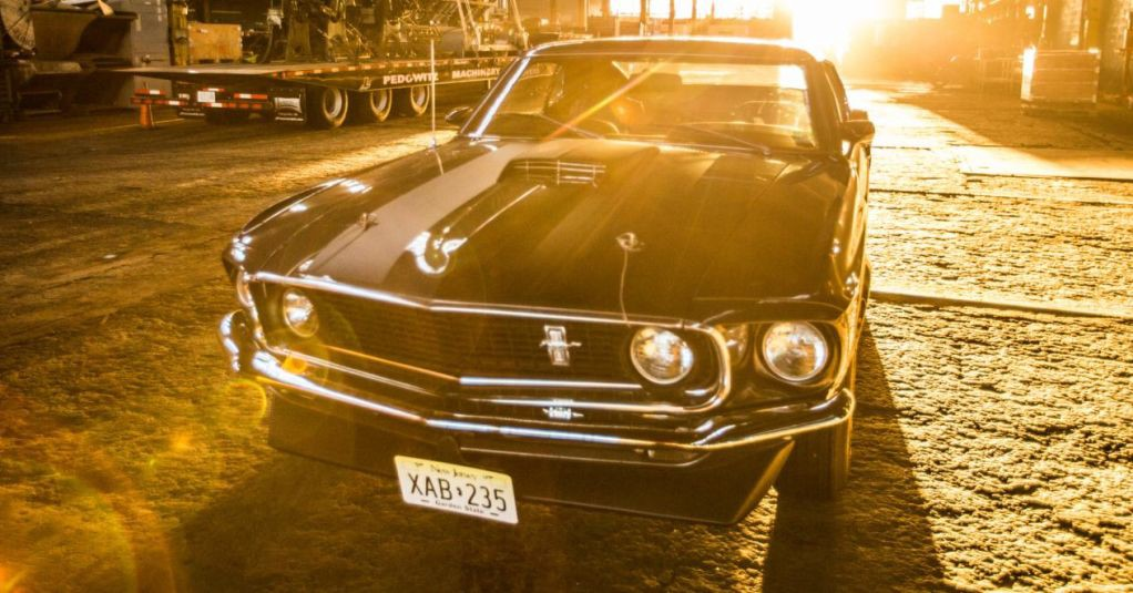 Ford Mustang Fourth Generation Wikipedia >> How John Wick Services His 1969 Ford Mustang Petroleum Service