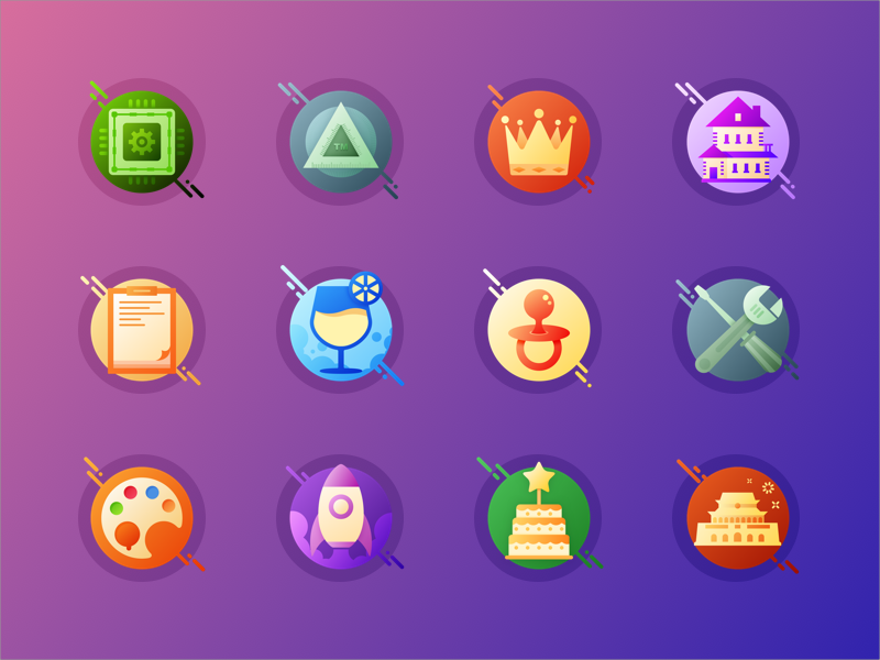 Community Icons by S4MUEL