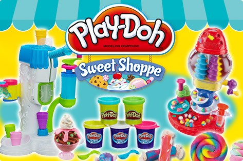 Accommodating play doh