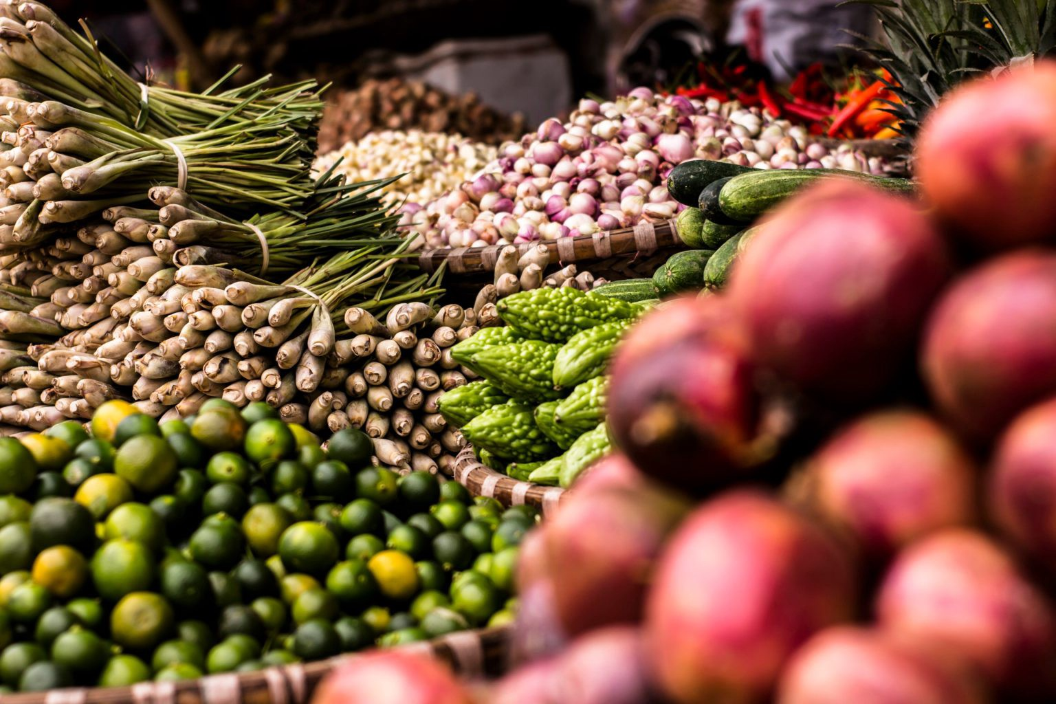 Natural Foods Rich in Antioxidants