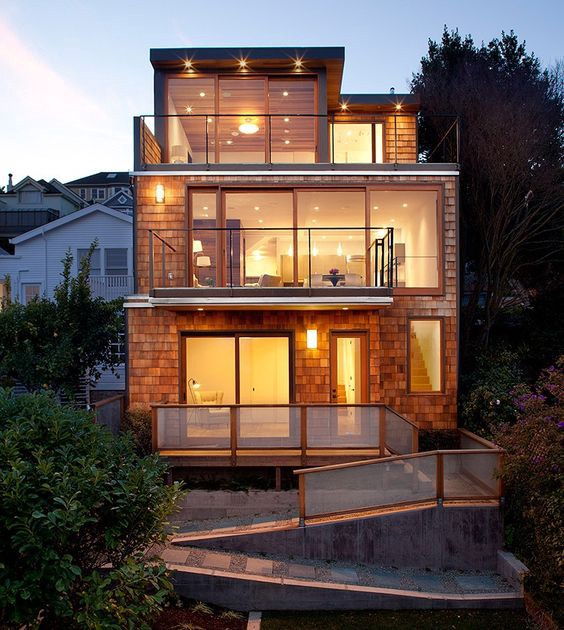 Modern Architecture Beautiful House Designs 1324