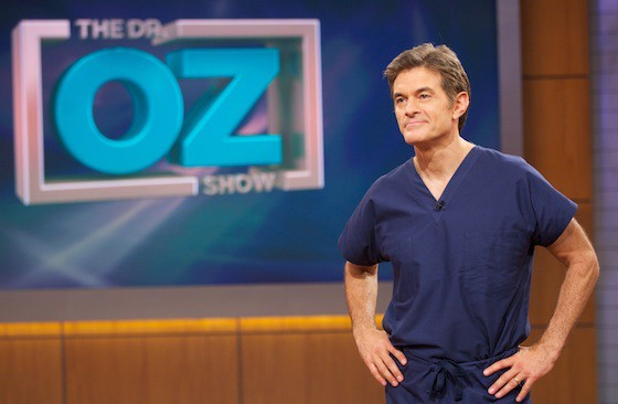 Study: Dr. Oz Is A Quack — Half Of All Advice On H