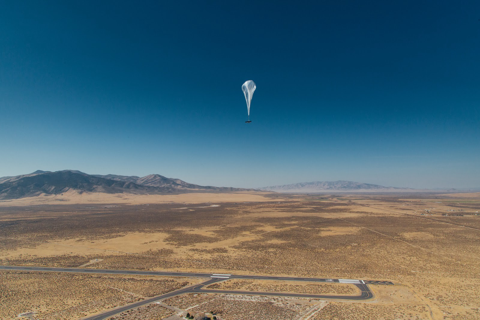 Alphabet's Project Loon officially launched in Puerto Rico
