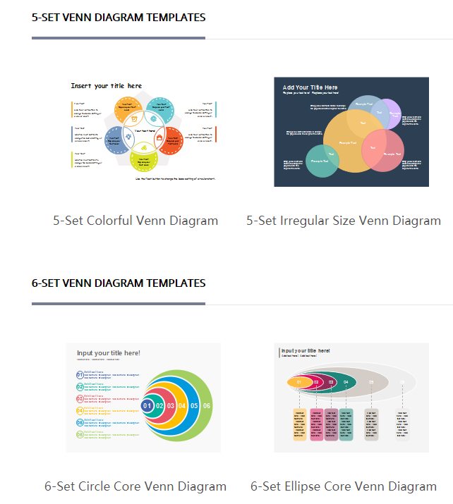 Wanna See Brilliant Venn Diagram Free Download Examples And Templates