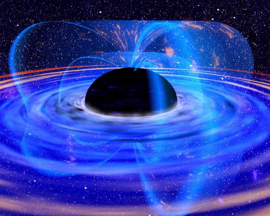 Ask Ethan: How does dark matter interact with black holes?