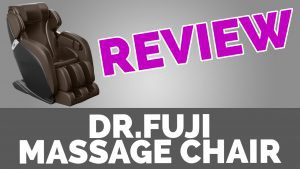 Introducing The Dr Fuji Massage Chair