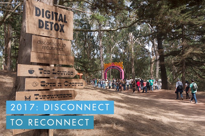 digital detox resort