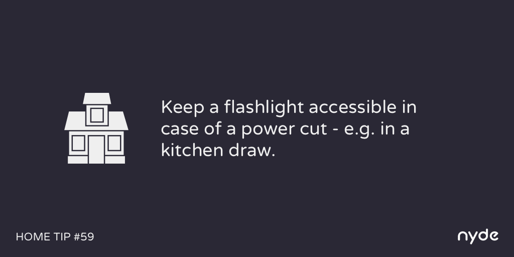 Home Tip #59