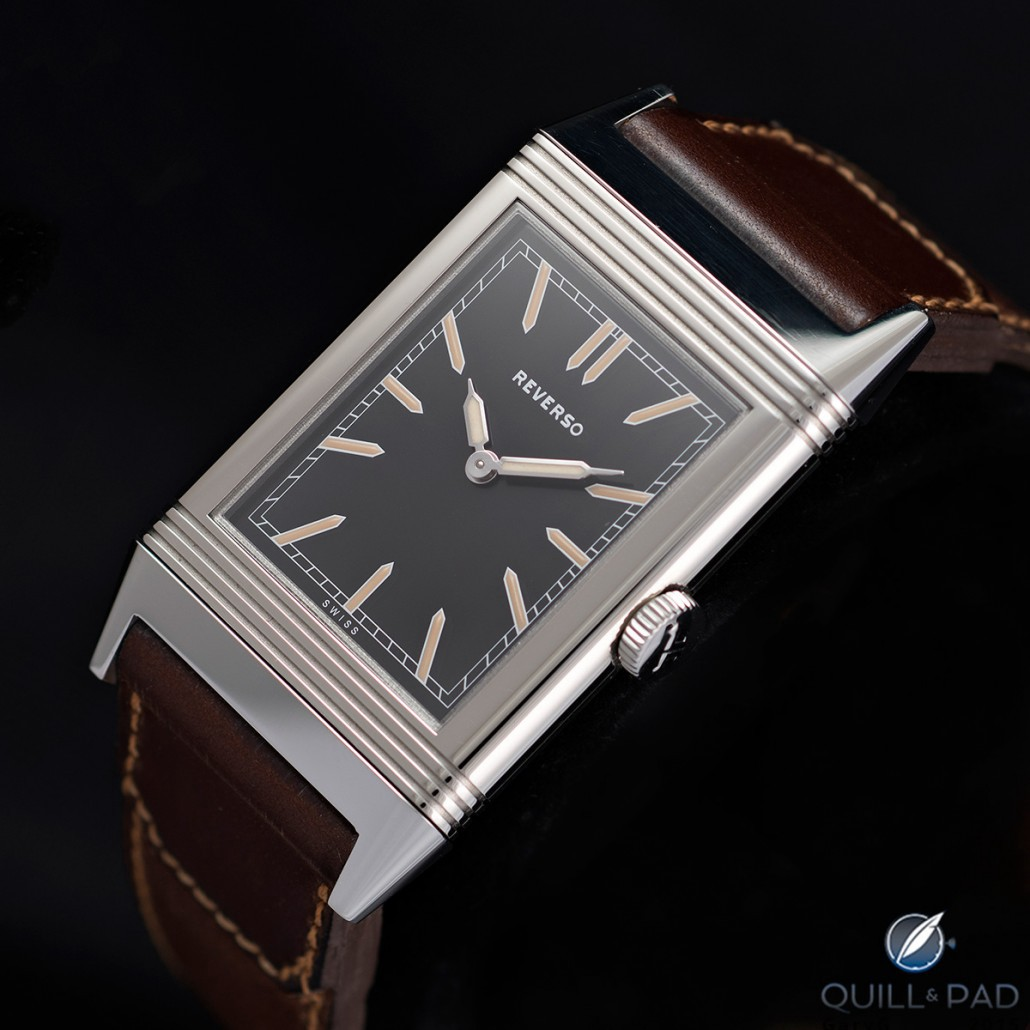 The Jaeger-LeCoultre Tribute to Reverso 1931