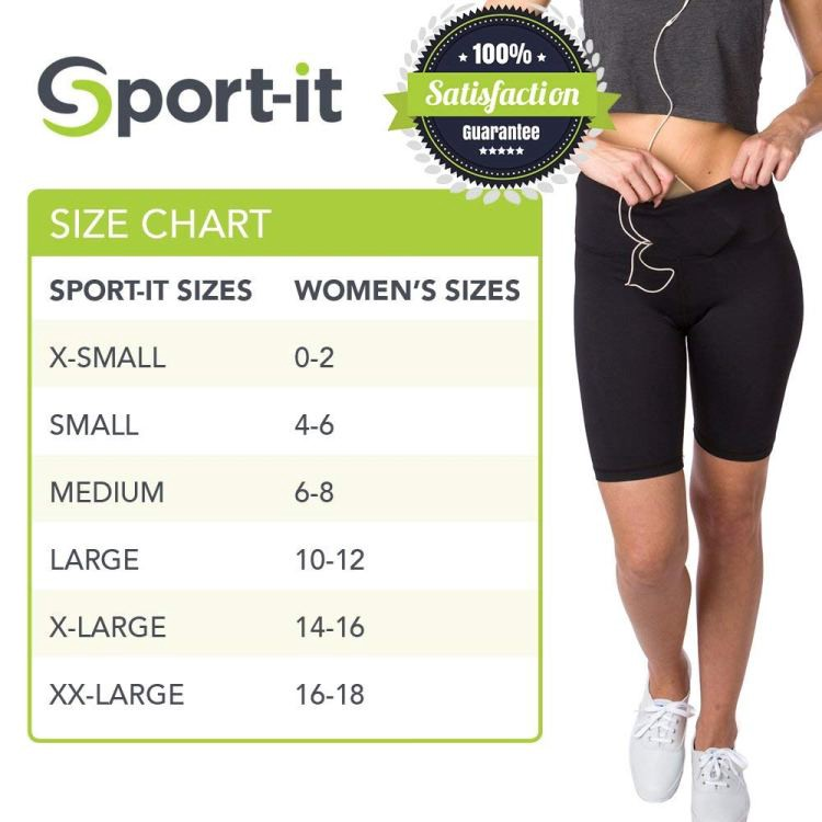 a160e0617dd The Go Sport-It Tummy Control Shorts and Anti Cellulite Leggings are the  very best anti cellulite legging based on reviews