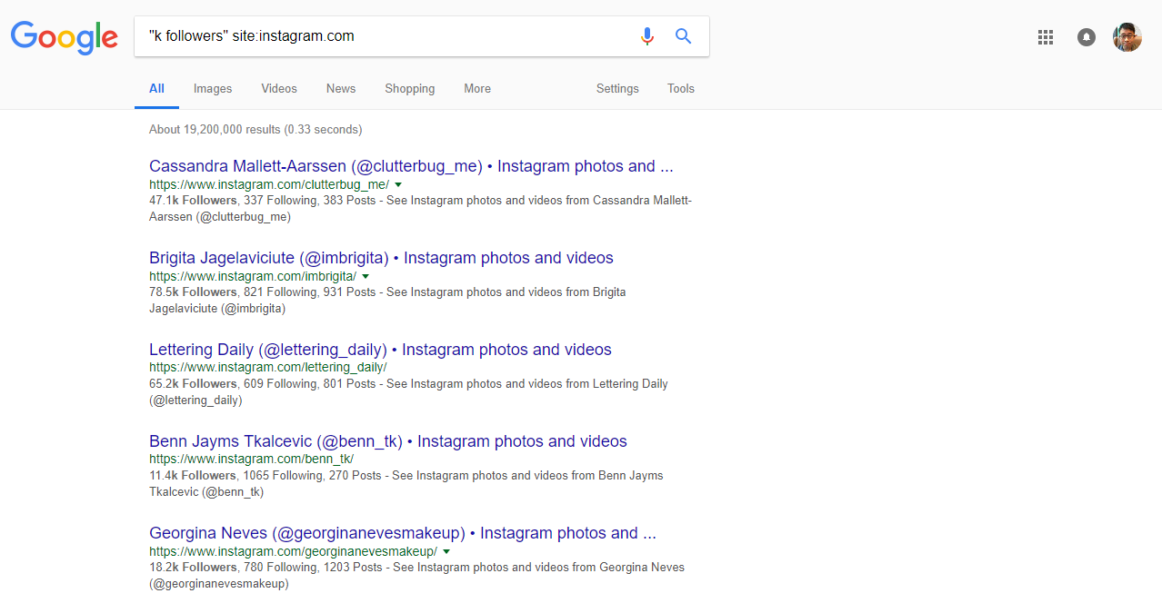 How to Use Google To Find Influencers And Link Prospects