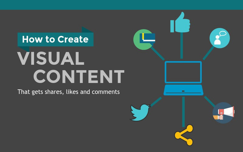 How to create Visually appealing content