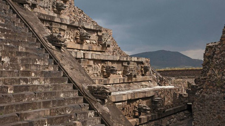 A secret tunnel found in mexico may finally solve the mysteries of teotihuacan