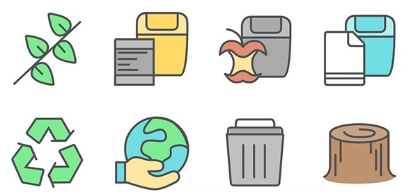 Environment Animated SVG Icons
