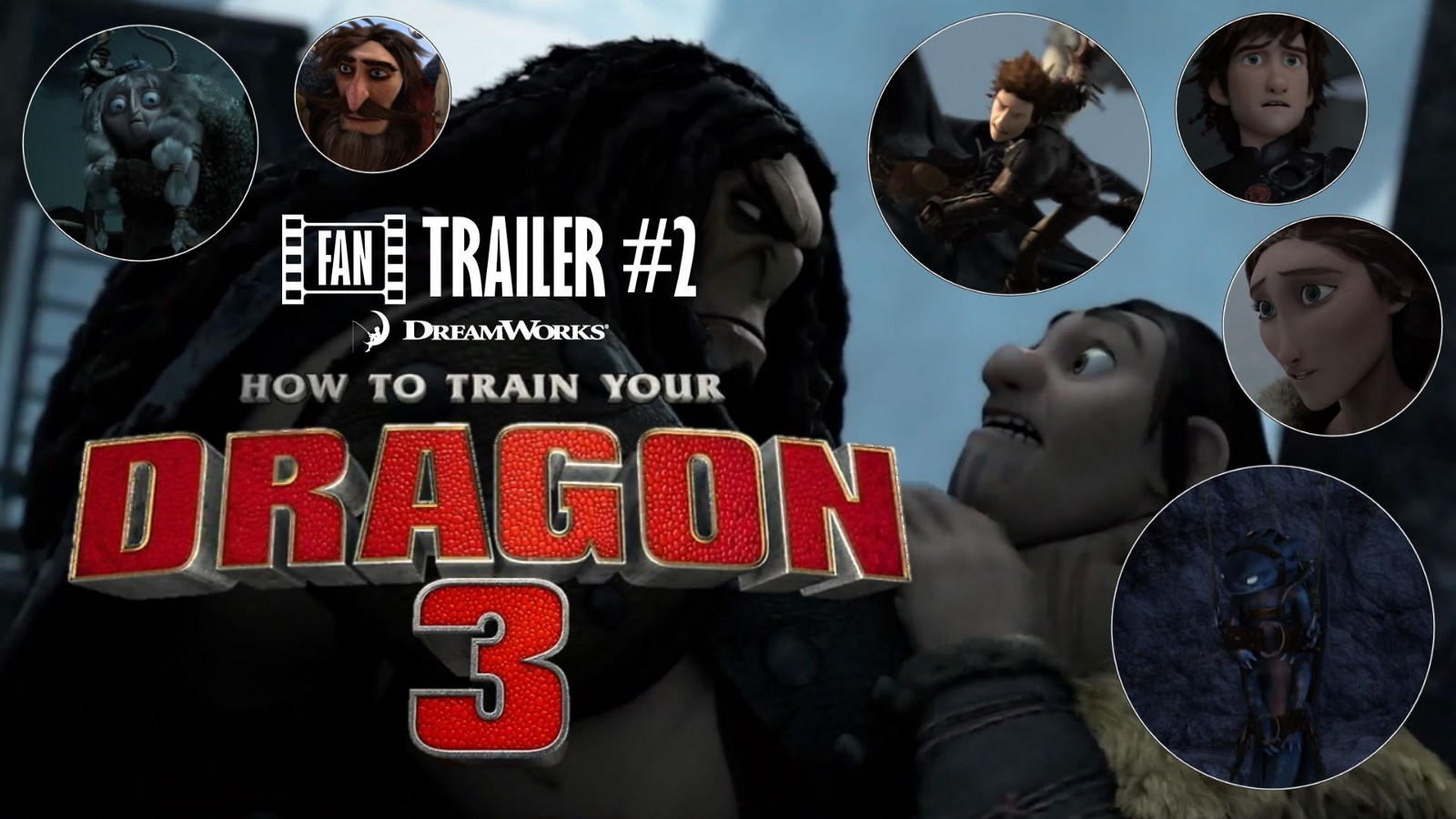 How to train your dragon 3 official trailer ace damon medium how to train your dragon 3 official trailer ccuart Image collections