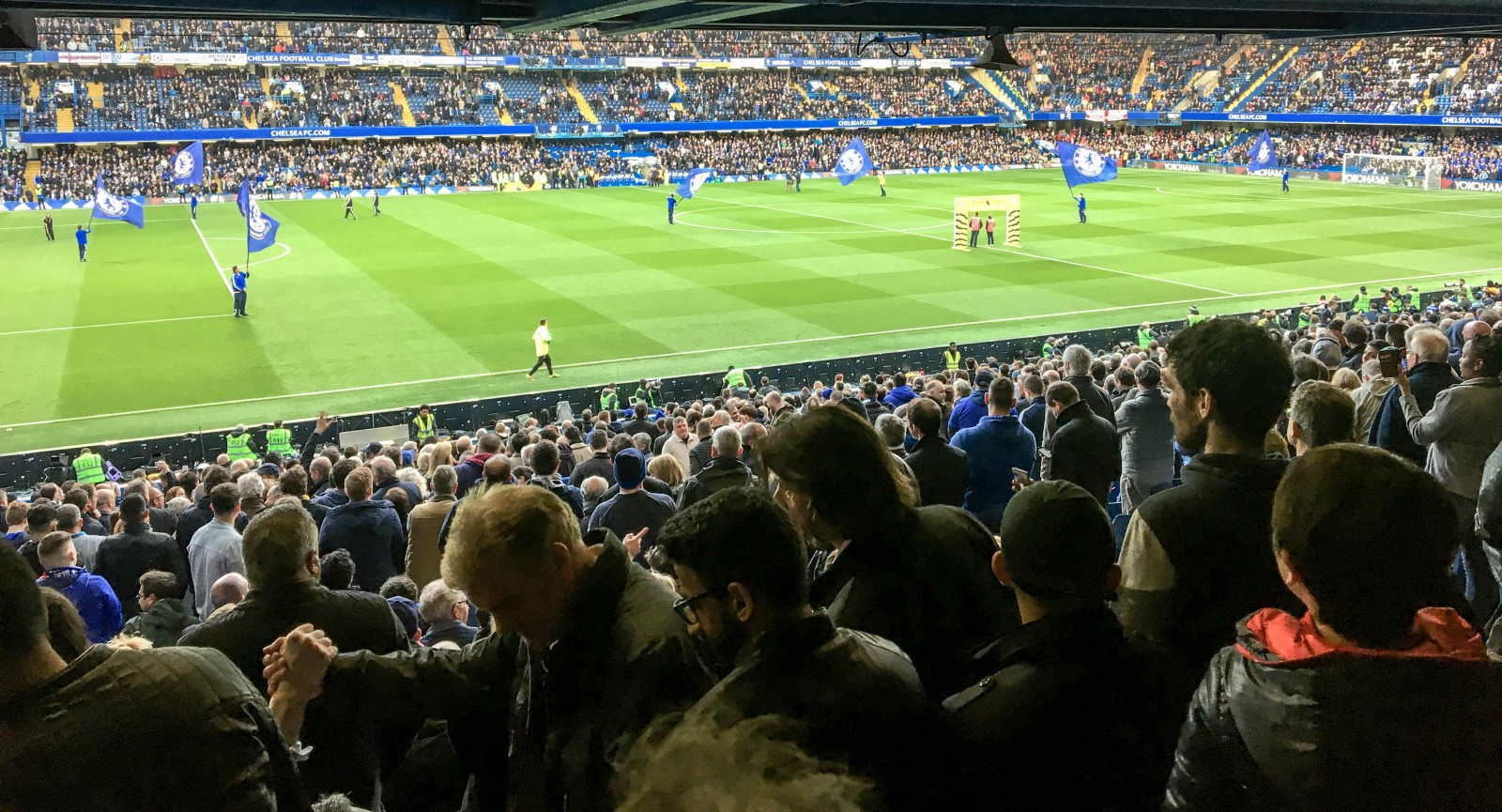 Chelsea game
