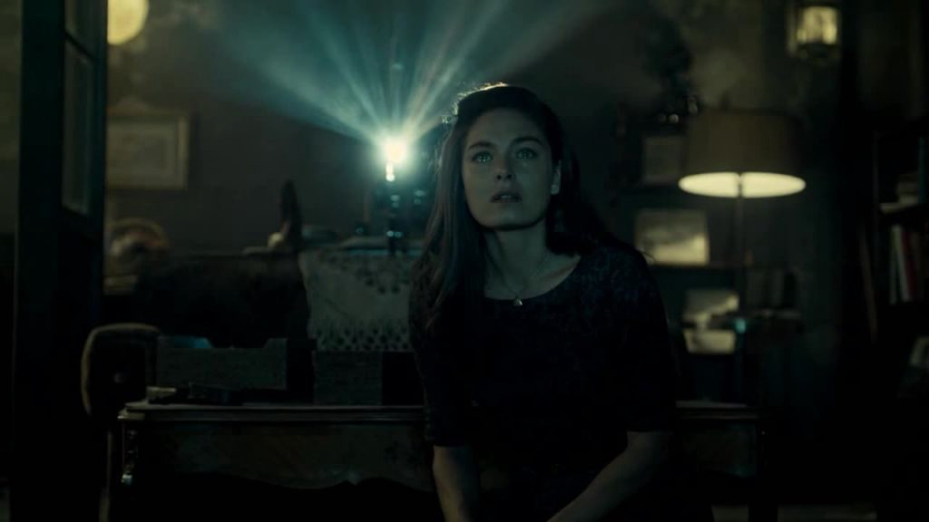 Juliana Crain in the man in the high castle