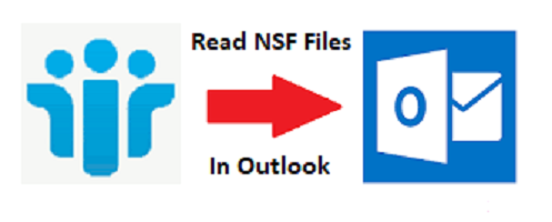 read nsf files in outlook
