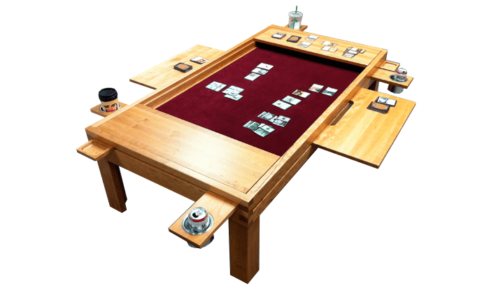 Yes, I Know A £2000+ Custom Gaming Table Isnu0027t Exactly A Stocking Stuffer,  But It Neednu0027t Be That Dream Geeknson Table, Although Youu0027re Obviously A  Unloving ...