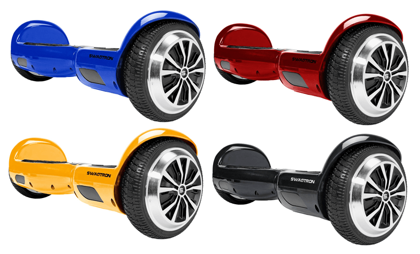 Swagway Colors