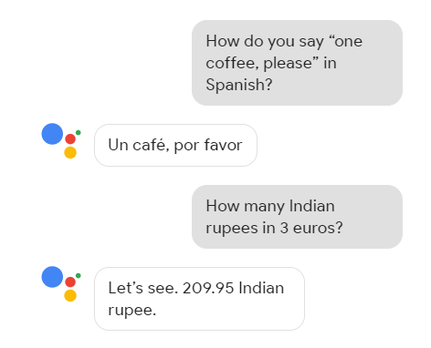 Basics of Google Assistant and Actions On Google
