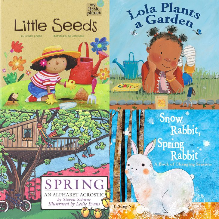 19 Children S Books That Celebrate The Beauty Of Spring