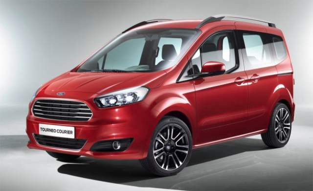 2017 Ford Tourneo Courier Price