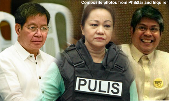 Ano ka ngayon Kiko? Lacson says if Napoles is state witness, many lawmakers might go to jail