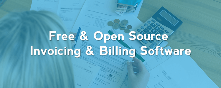Free And Open Source Invoicing And Billing Software - Invoice writing software