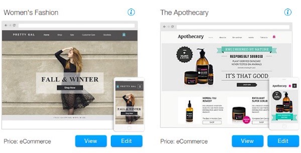 The Ultimate Wix Ecommerce Review Catalin Zorzini Medium - Wix ecommerce templates