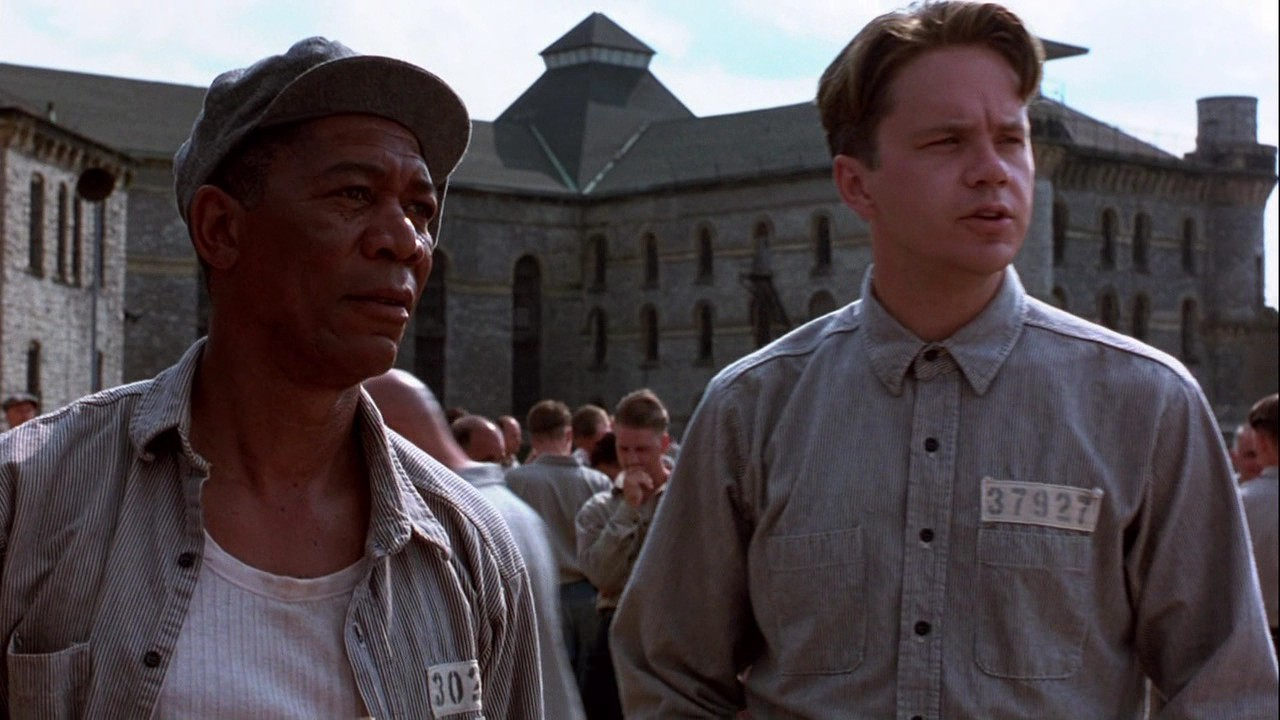andy dufresne character traits