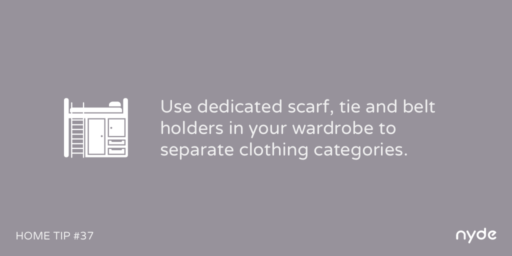 Home Tip #37