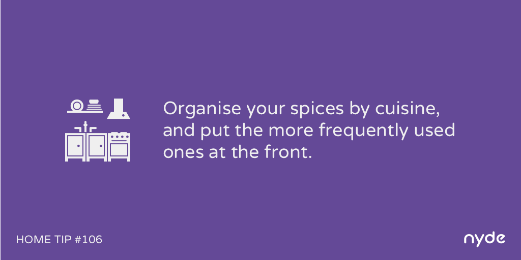 Home Tip #106