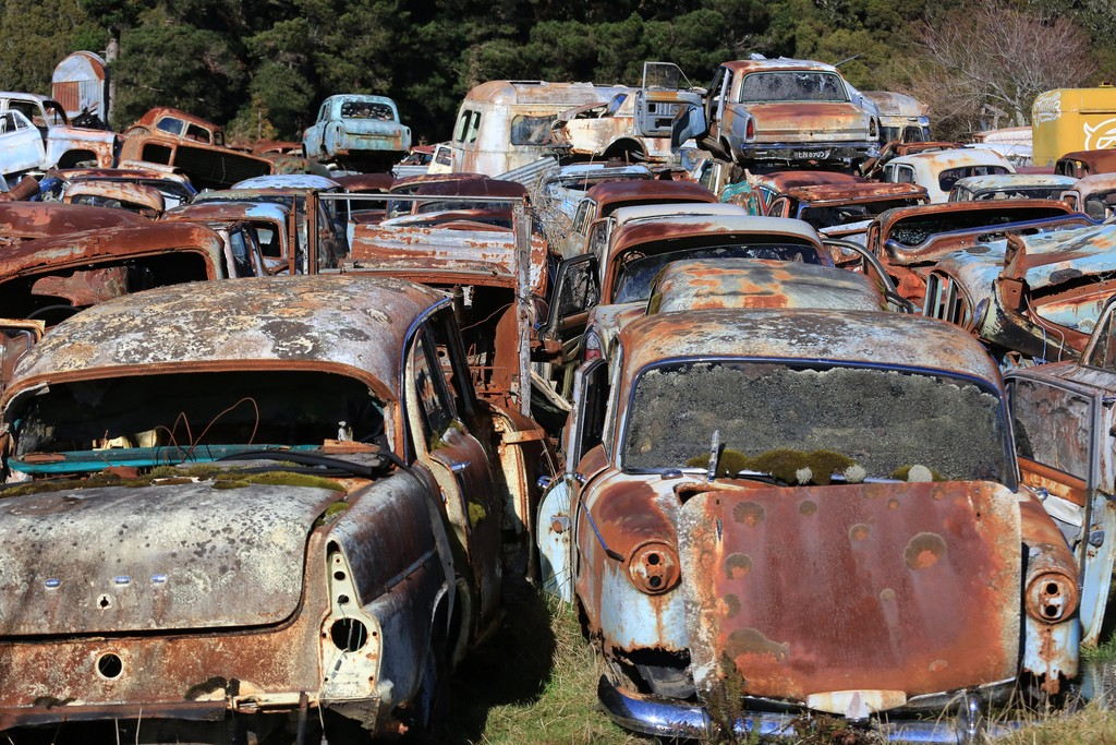 The Best Way to Sell Your Junk Car: Secret Unveiled