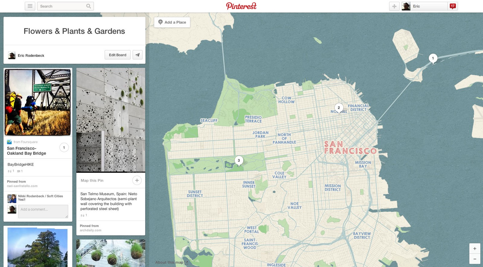 Pinterest has maps! By us! – Hi.Stamen