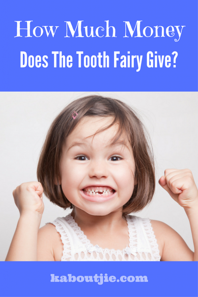 How much money does the Tooth Fairy Give?