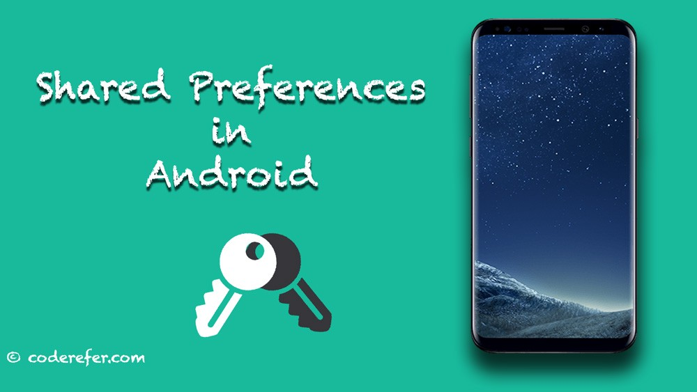 android sharedpreferences
