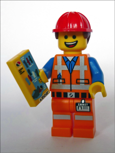 Everything is not awesome, and that's ok (© Trev Grant)