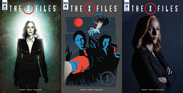 Since Season 11 Came To An Early Close In 2016 X Files Comics From IDW Followed The Continuity Of Revival Series With Lack Connection