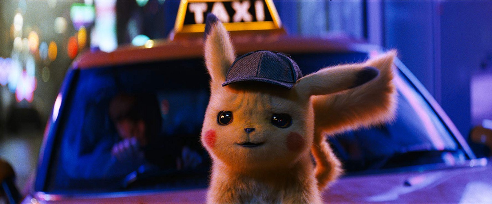 'Pokémon Detective Pikachu' Is a Lie