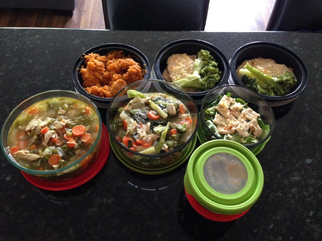 Paleo Meal Prep Containers
