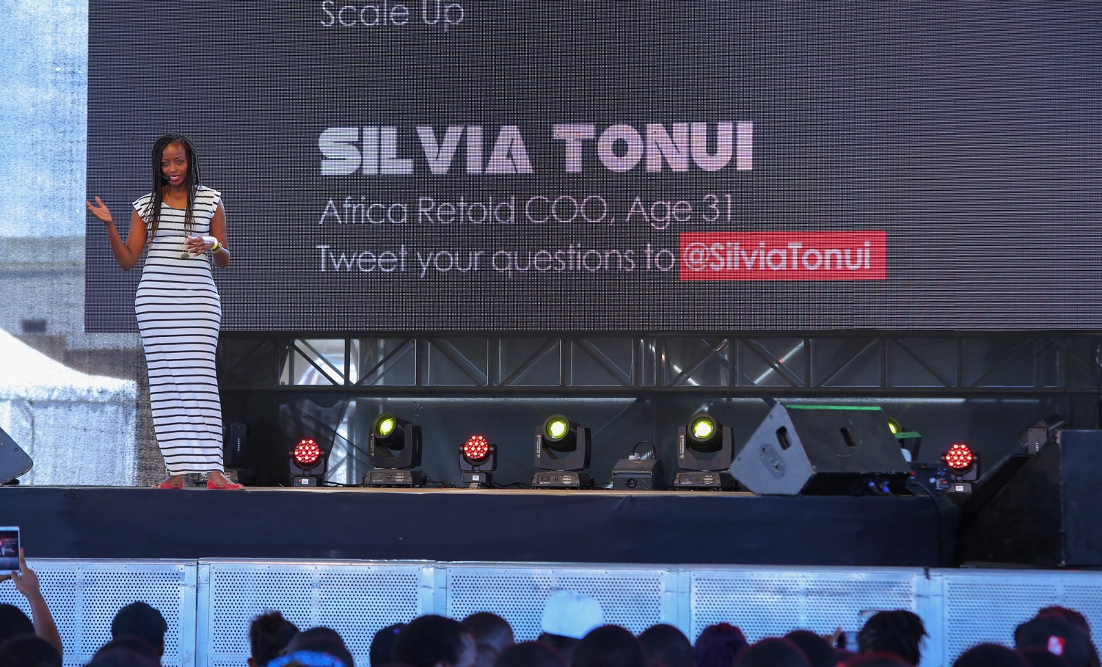 Africa Retold COO and Founder Silvia Tonui