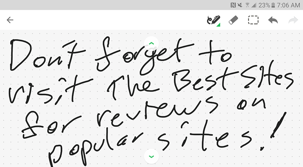 best note taking app