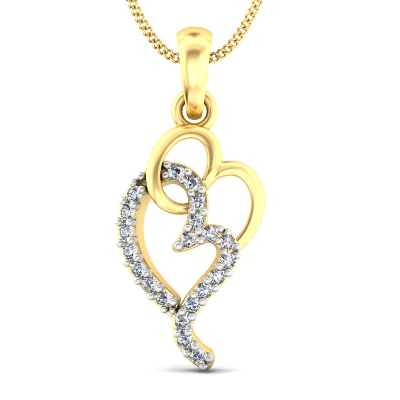 Exclusive Collections of Pendants with Gold Long Chain Designs